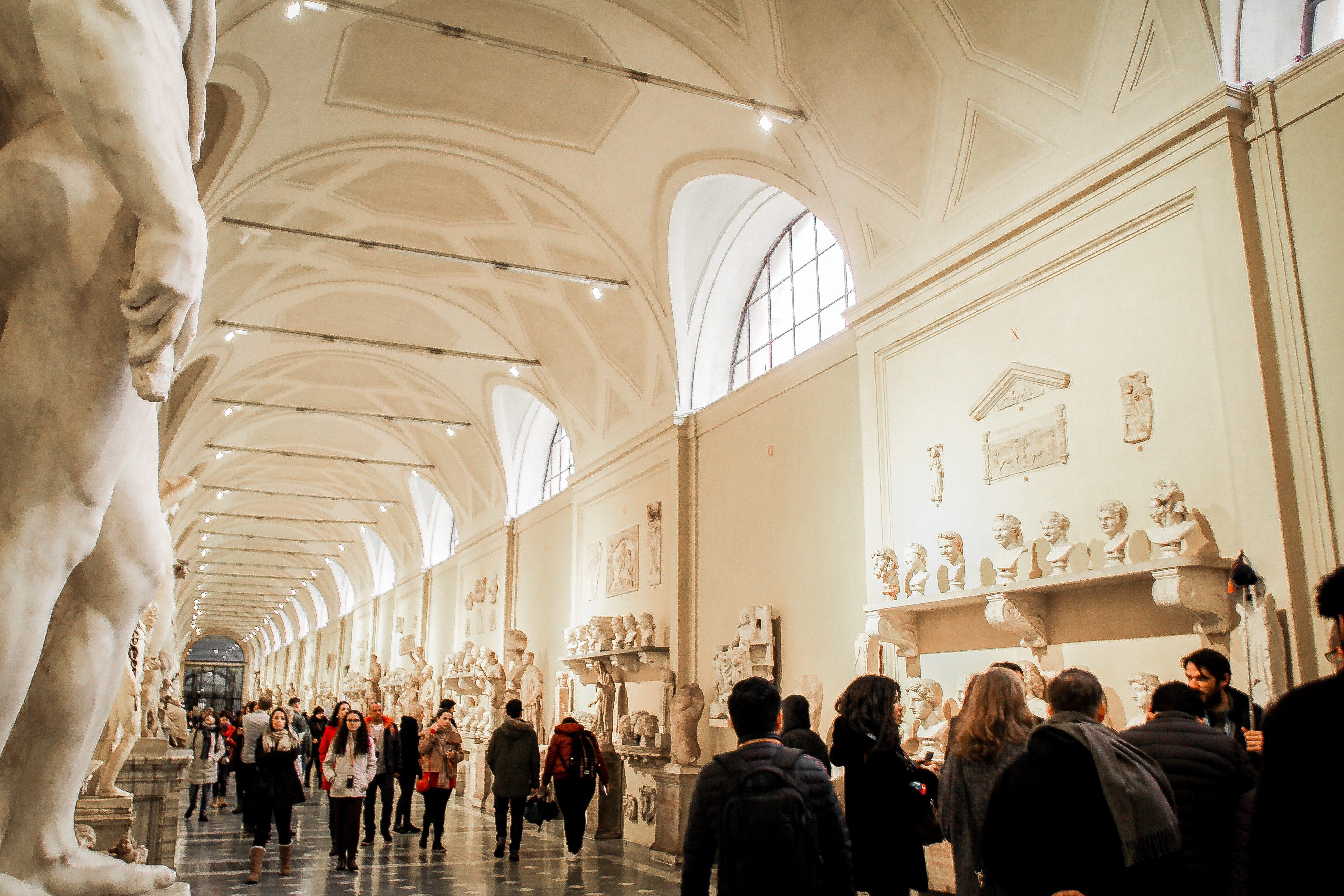 Iluminacion en museos
