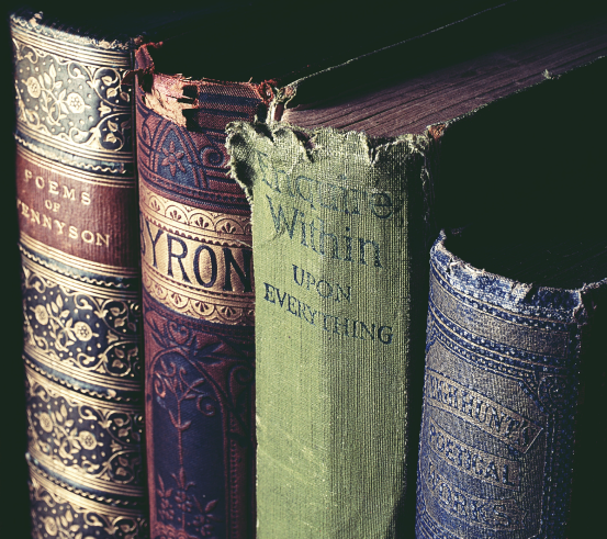 bibliote iluminacion